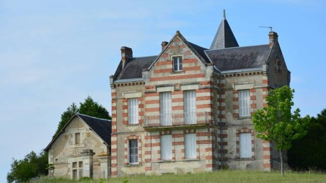La demeure du Pavillon, construite dans les années 1870 ©P. Maturi