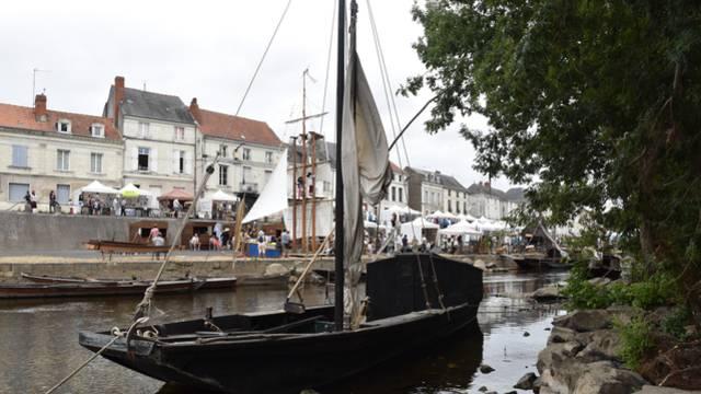 Châtellerault, ville portuaire