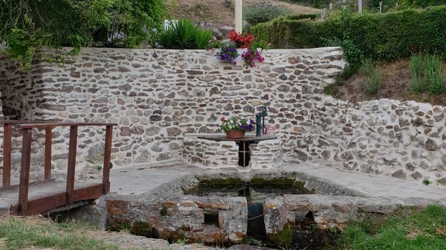 Fontaine de Montant