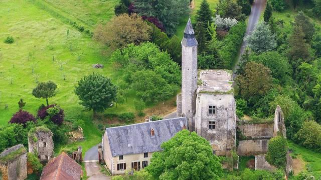 Château de la Tour de Marmande