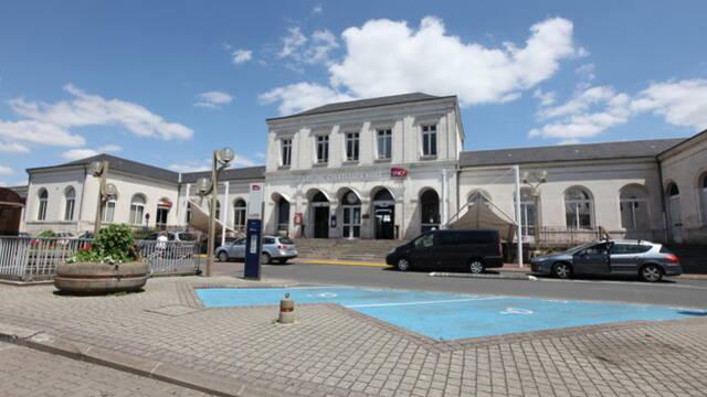 Bahnhof Châtellerault