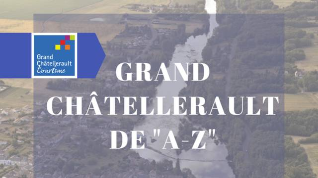 "GRAND CHÂTELLERAULT DE ""A-Z"" - Deutsch"