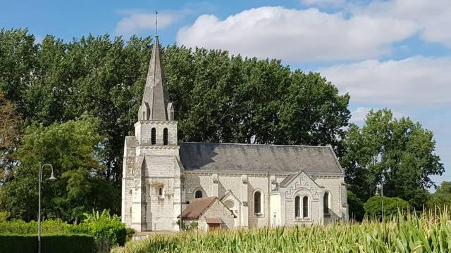 Église de Buxeuil