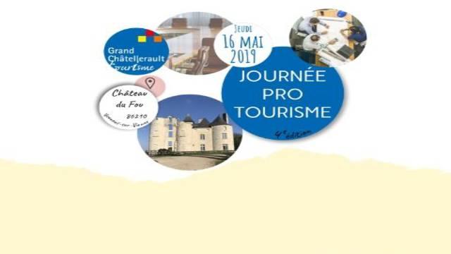 Journée professionnelle du tourisme - Jeudi 16 mai 2019 - Nederlands