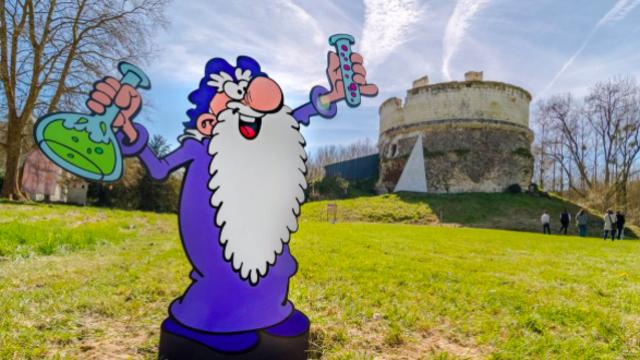 Château de Monthoiron