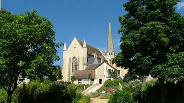 L'église Saint-Antoine, à Saint-Sauveur