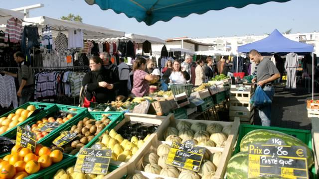 Mon marché en Grand Châtellerault