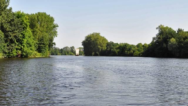 Carte Grand Châtellerault Tourisme