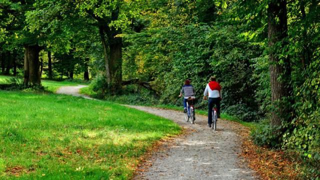 Randonnez à vélo