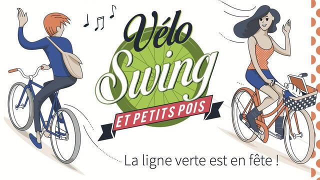 5 (très) bonnes raisons de participer à Vélo, Swing et Petits Pois