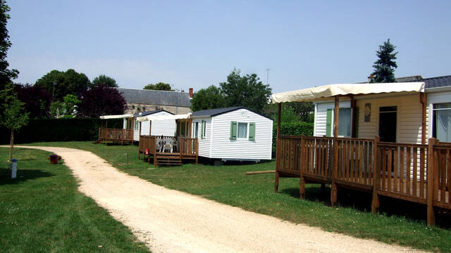 Camping des Ormes