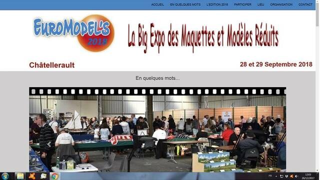 EuroModel's Châtellerault