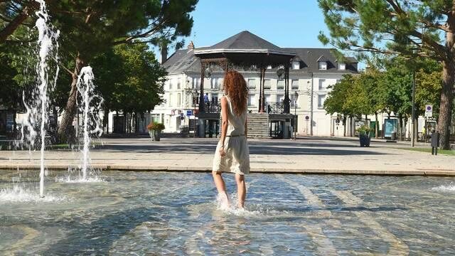 où se rafraîchir dans Grand Châtellerault