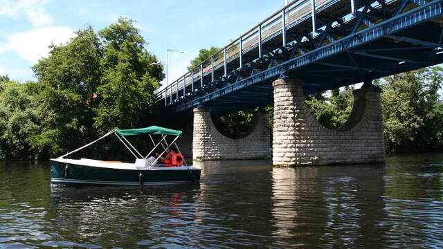 Notre aventure sur l'eau en Mini bateaux
