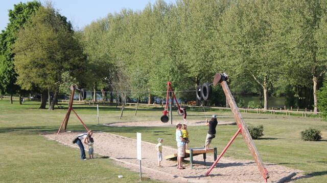 Parc de loisirs de Crémault