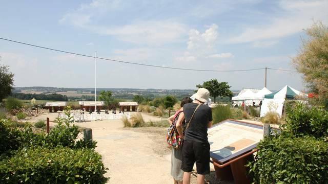 Un détour historique à Vouneuil-sur-Vienne en Grand Châtellerault