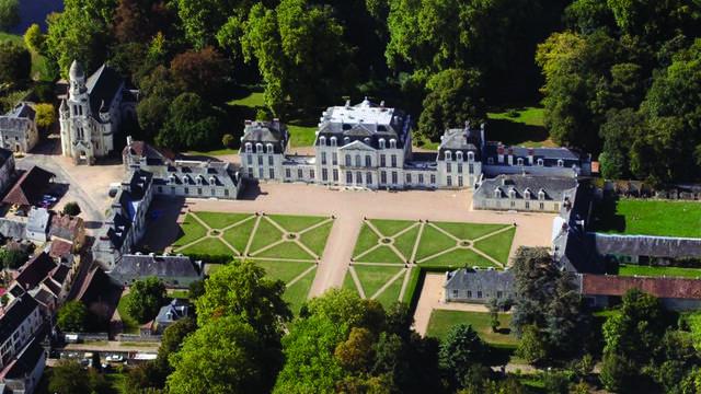 Schloss von Les Ormes