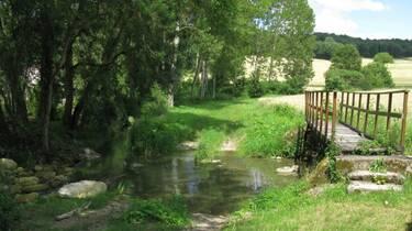 Randonner à Lésigny-sur-Creuse