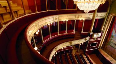 Théâtre Blossac - English