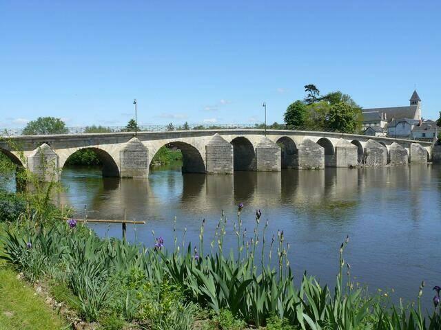 Pont Henri IV ©Jacques Mossot