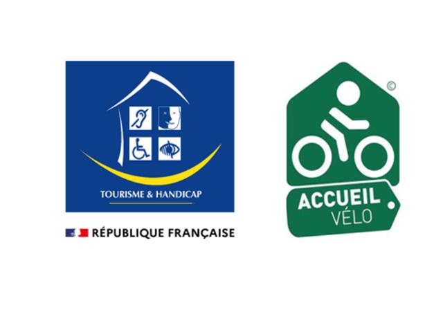 Marques Tourisme & Handicap et Accueil Vélo