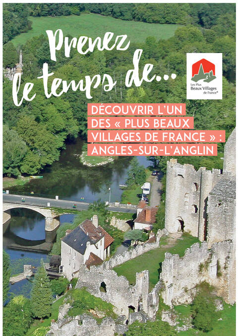 Visiter Angles-sur-l'Anglin