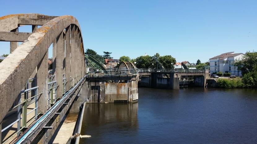 Barrage électrique de la Manufacture de Châtellerault