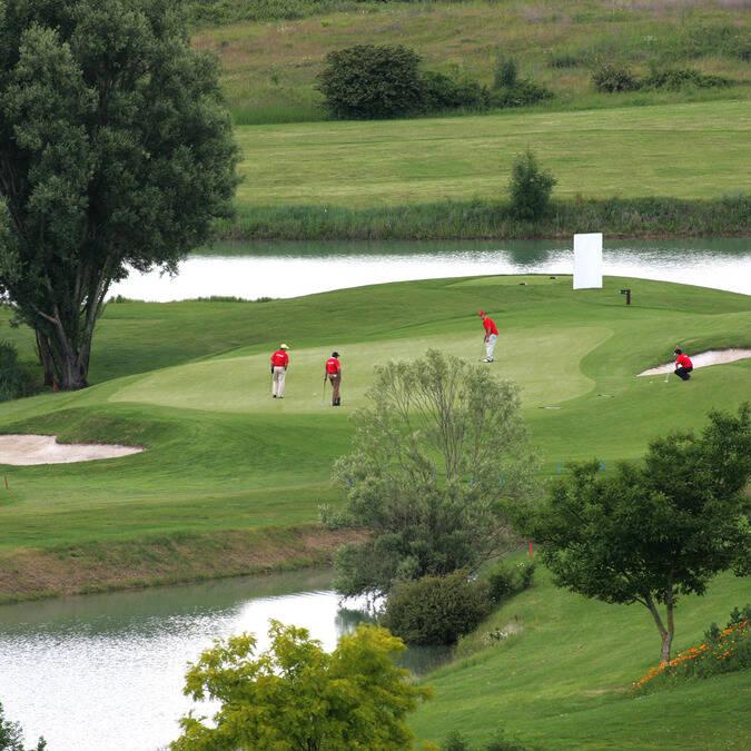 La Table du Golf