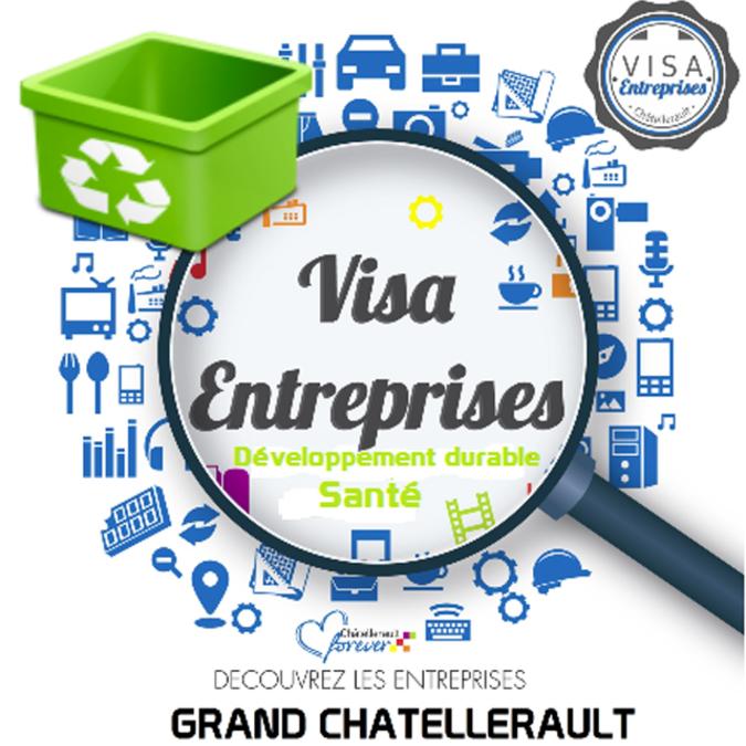 Visa Entreprises Développement Durable & Santé