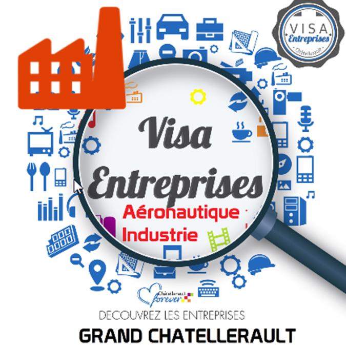 Visa Entreprises Aéronautique & Industrie