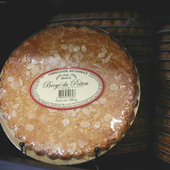 Le traditionnel broyé du Poitou